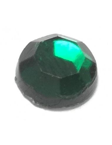 Czech Hotfix Strass SS 20 Emerald -...