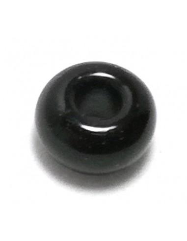 Corallino Preciosa 7/0 (mm 3,5) Jet -...