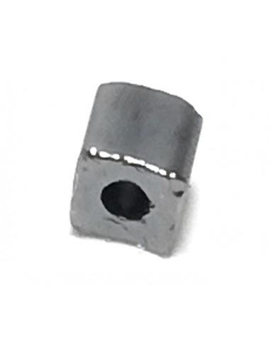 Tubo Quadro Preciosa mm 2x2 Hematite...