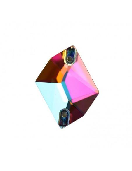 Sew on  stone Cosmic mm 26x21 Crystal AB