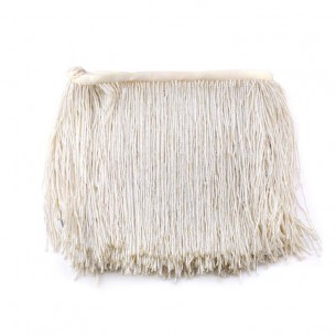 Fringes sewing bugles Off White