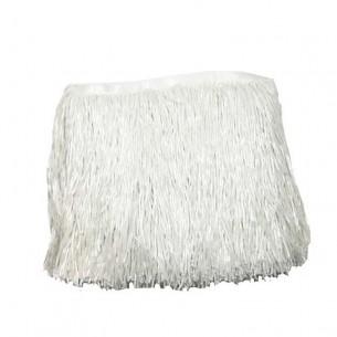 Frange da cucire a Cannette White