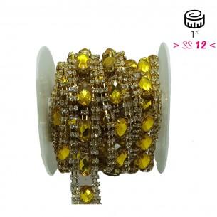 Jewel Strass Chain 2,1 cm...