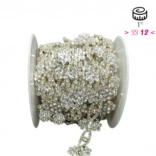 Jewel Rhinestone Chain 2.5...