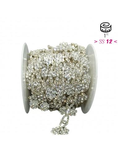 Jewel Rhinestone Chain 2.5 cm...