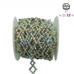 Jewel Strass Chain cm. 1.8...