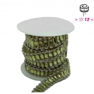 Jewel Chain Strass cm 1,8...