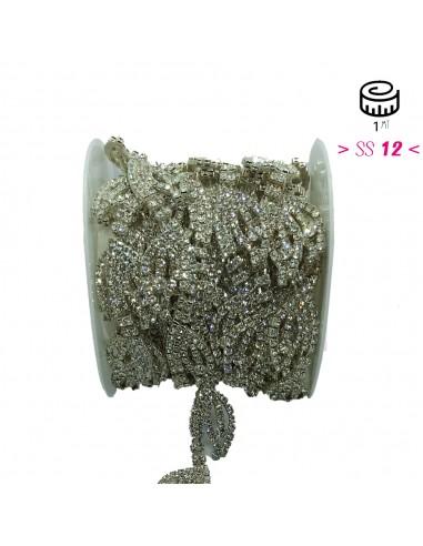 Jewel Strass Chain cm 2,0...