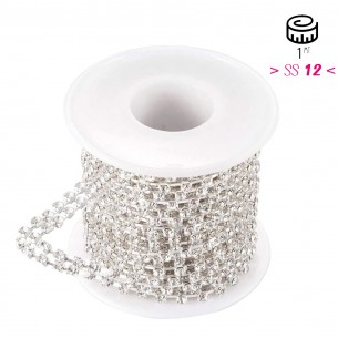 Distant Strass chain 12 ss...