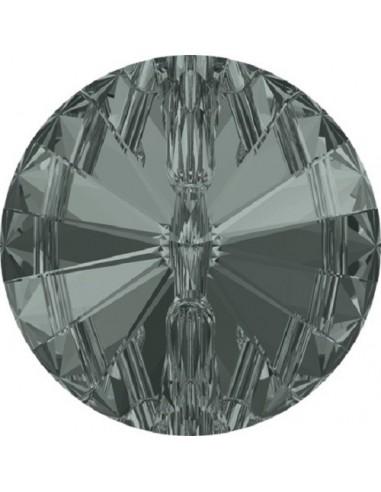Swarovski Button 10 mm Bl. Diamond - 1PC
