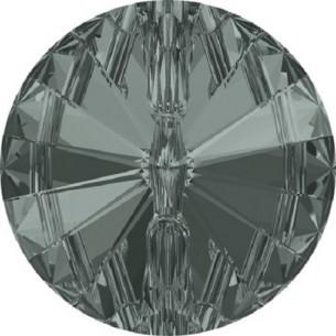 Swarovski Button mm 12 Bl....