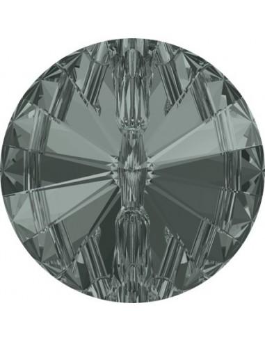 Swarovski Button mm 16 Bl. Diamond - 1PC