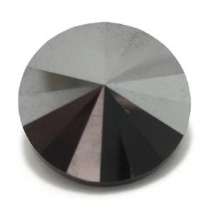 Swarovski Button Hematite...
