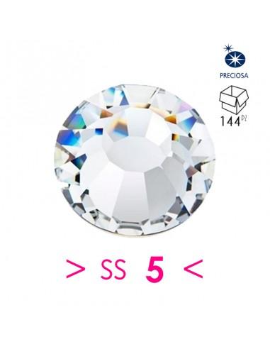 Strass Preciosa Hotfix ss 5  Crystal...
