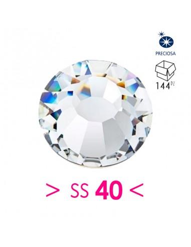 Strass Preciosa Hotfix ss 40  Crystal...