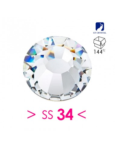 Strass Gt Crystal Hotfix ss 34...