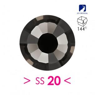 Strass GT Crystal Termoadesivo ss 20  Bl. Diamond- 144PZ  Rhinestones Hotfix