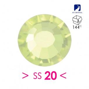 Strass GT Crystal Termoadesivo ss 20  Jonquil- 144PZ  Rhinestones Hotfix