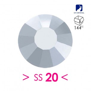 Strass GT Crystal Termoadesivo ss 20  Labrador - 144PZ  Rhinestones Hotfix