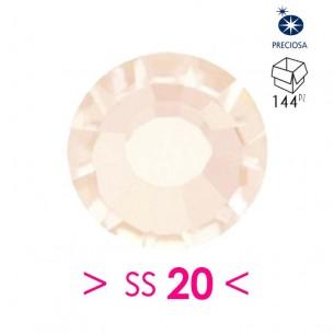 Strass Preciosa Termoadesivo ss 20 Gold Quartz - 144PZ Rhinestones Hotfix