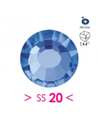 Strass Preciosa Hotfix ss 20 Sapphire...
