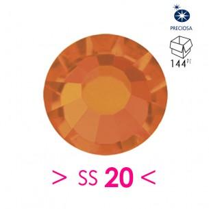 Strass Preciosa Termoadesivo ss 20 Sun - 144PZ Rhinestones Hotfix