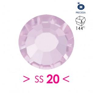 Strass Preciosa Termoadesivo ss 20 Violet - 144PZ Rhinestones Hotfix