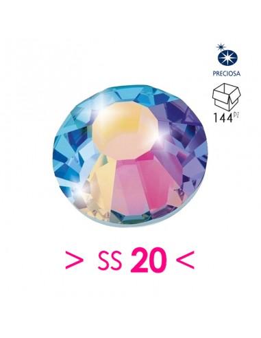 Strass Preciosa Hotfix ss 20 Crystal...