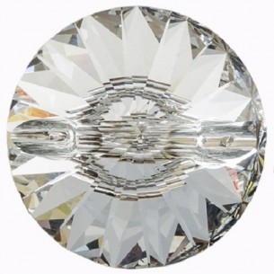Glass Button 25 mm Crystal...