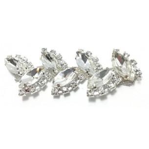 Jewel Rhinestone Chain cm...