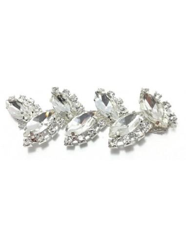Jewel Rhinestone Chain cm 1,4...