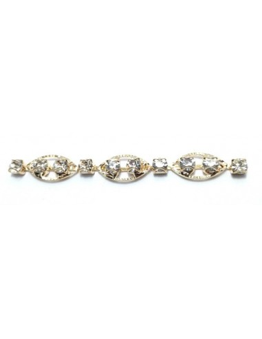 Jewel Strass Chain 1.7 cm...