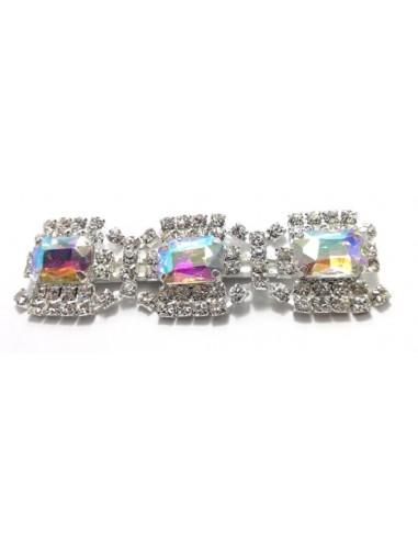 Jewel Strass Chain cm 2,3 Crystal...