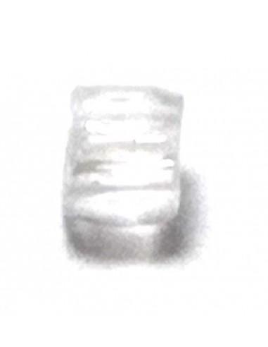 Preciosa Bugle 3 cuts 10/0 Crystal -...