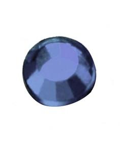 Strass Ceco Termoadesivo ss 16 Lt. Sapphire- Pacco 1440 pz