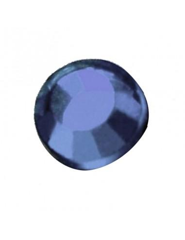 Strass Ceco Termoadesivo ss 20 Lt. Sapphire - Pacco 1440
