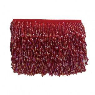 Frange da cucire a Biconi Light Siam AB pacco - 1 MT.