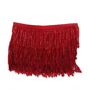 Fringes sewing Bicone Light...