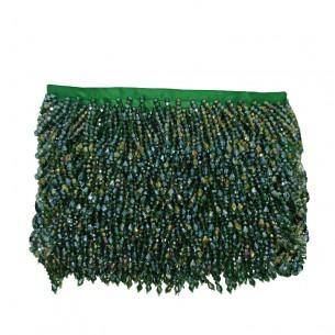 Frange da cucire a Biconi Emerald AB pacco - 1 MT.