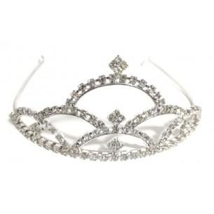 Tiara Crystal-Silver - 1PZ