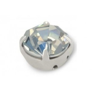 Conical rhinestones setting ss 34 Crystal-Silver