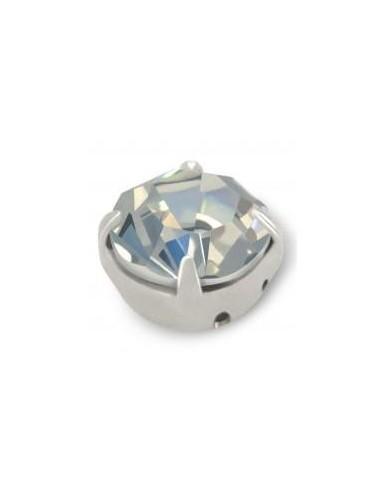 MC Chaton ss 40 Crystal-Silver - 24 PCS