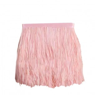 Fringe Sewing Pure Pink...