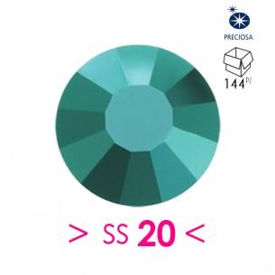 Preciosa Strass Termoadesivi ss 20 Blue Flare - 144PZ
