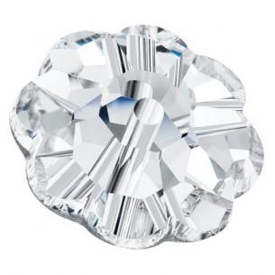 Stone Flower 10 mm Crystal...