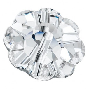 Pietra Fiore mm 6 Crystal -...