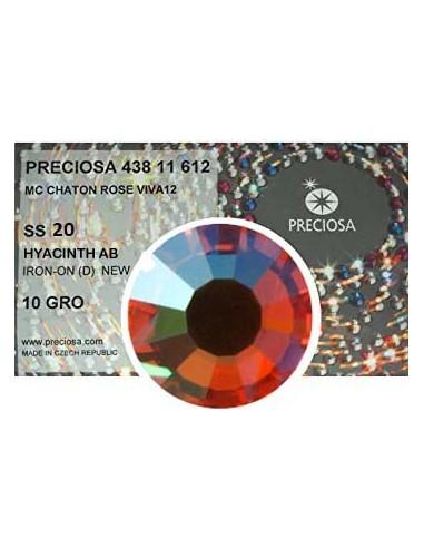 Preciosa Rhinestones Hotfix ss 20 Hyacinth AB - 1440 pcs