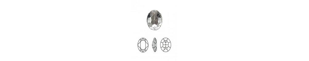 Ovale (pietre con castone)