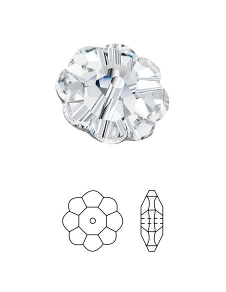 Fiore (pietre in cristallo)