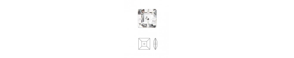 Quadrato (pietre in cristallo)